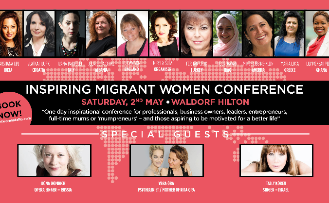 Inspiring & Empowering Migrant Women