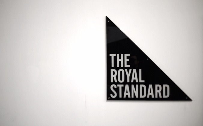 The royal standard: artist-led gallery and studios image
