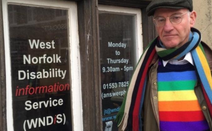West norfolk disability information service image