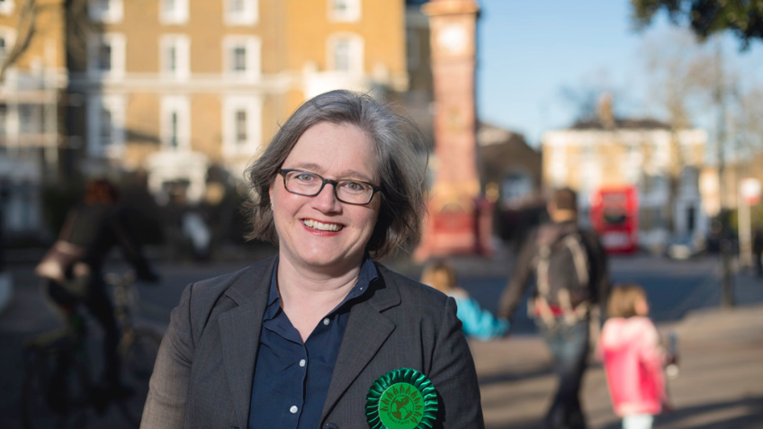 Help Caroline Russell turn Islington North Green - a Community crowdfunding  project in Islington by London Green Party