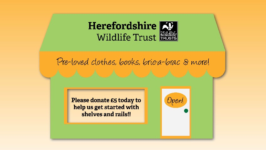 Herefordshire Wildlife Trust Community Shop