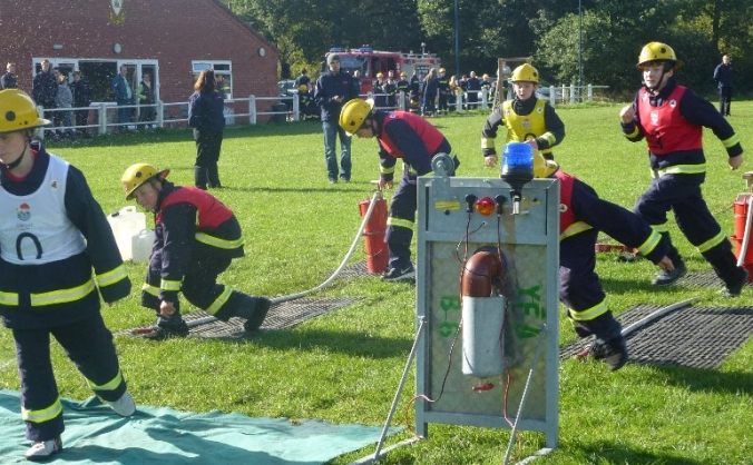 Frome fire cadets image