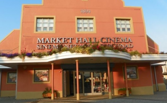 Save the market hall project image