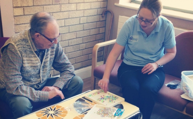 Reduce loneliness & isolation for the elderly image