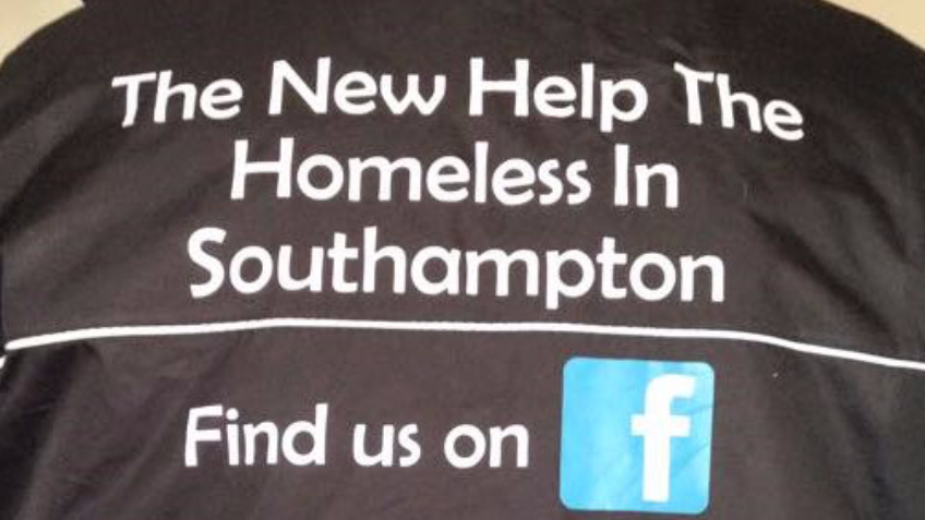Help the Homeless in Southampton