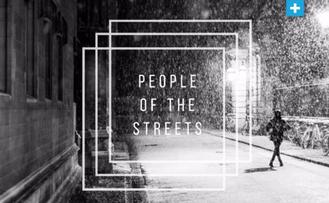 People of the streets image