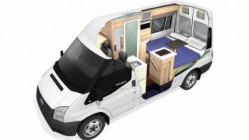 California Xxl Volkswagen >> European Road Trip - Camper Van, a Social Enterprise Crowdfunding Project in Rugby ...