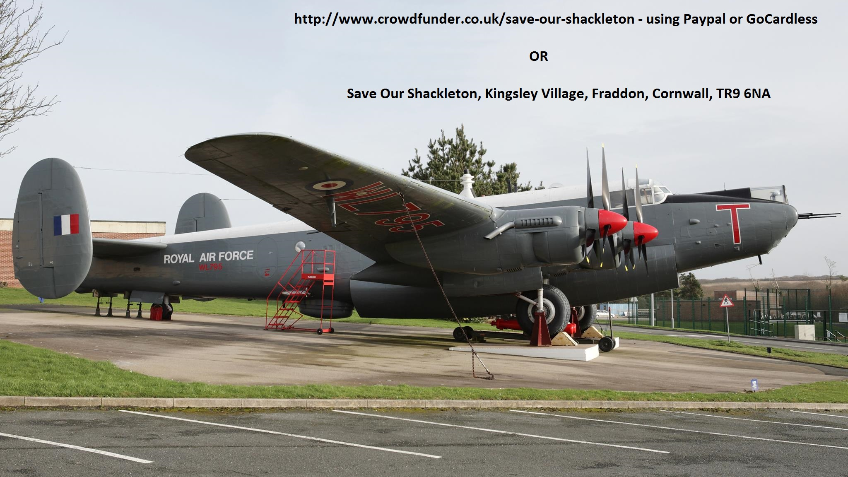 Save Our Shackleton