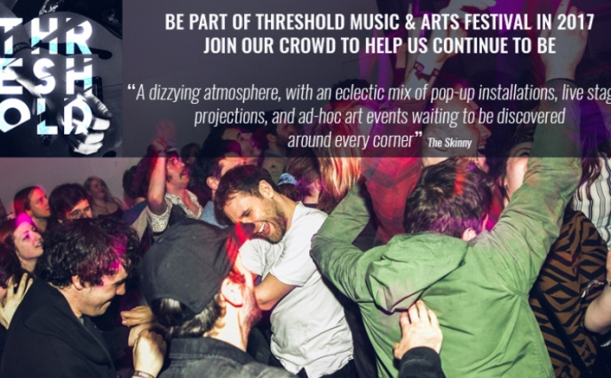 Threshold festival 2017 image