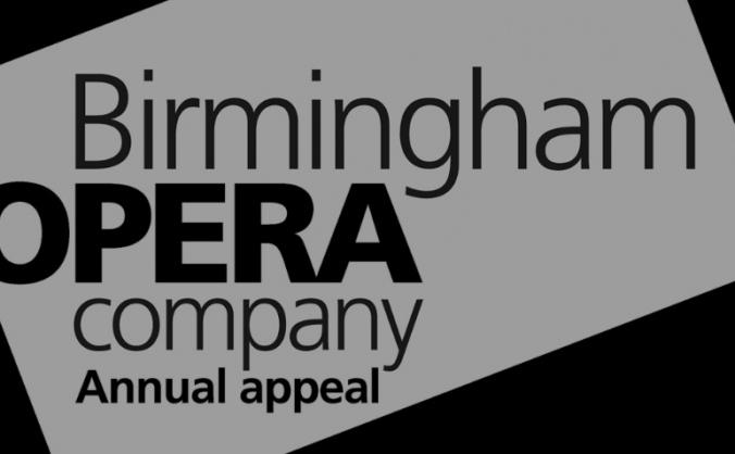 Birmingham opera company annual appeal image