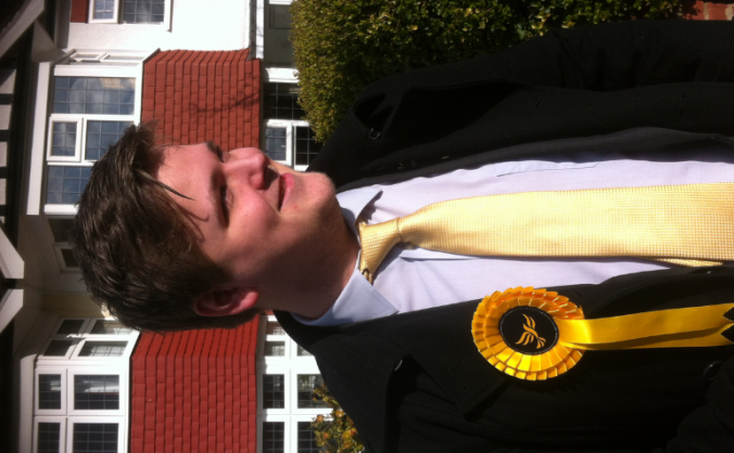 Help elect Rich Clare for Ilford North
