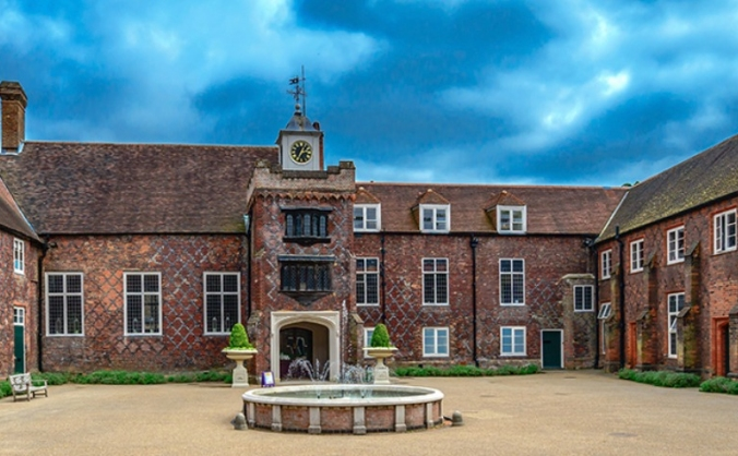 Fulham palace: dig the history image