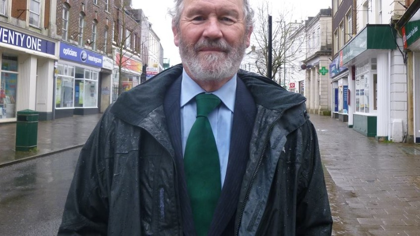 Tiverton & Honiton Green Party Election Campaign