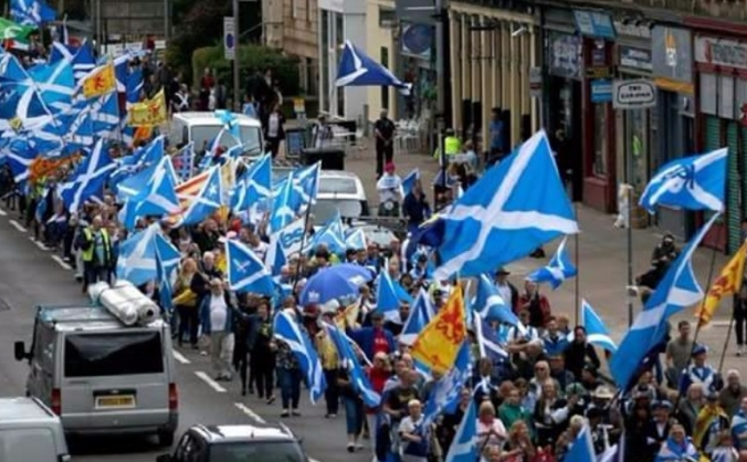 Auob march for independence image