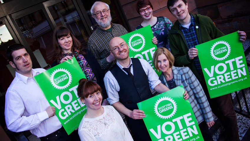 Glasgow & West of Scotland Greens Election Appeal