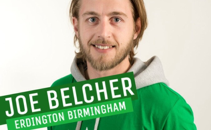 Joe Belcher for Erdington GREEN MP fundraiser