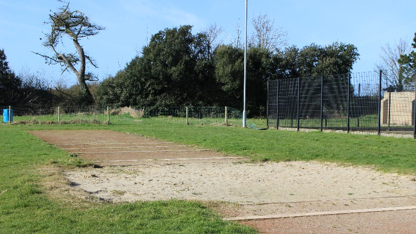 Weymouth St Paul's Harriers Long Jump