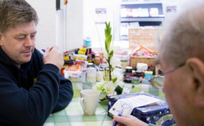 Sparkhill foodbank community crisis kitchen image