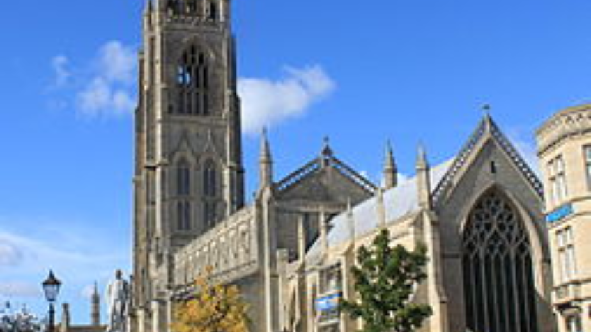 BOSTON STUMP CHORAL FUND
