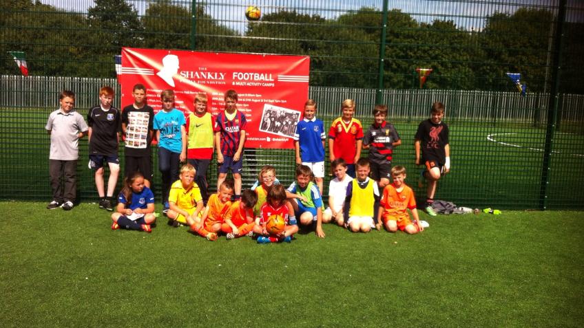 Shankly's Glenbuck Football Tournament