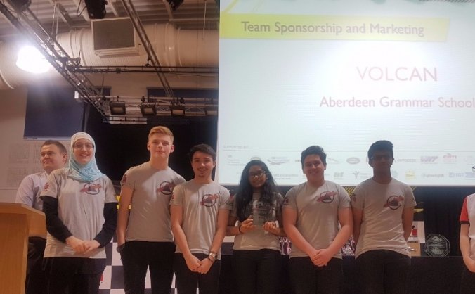 F1 in schools national competition image