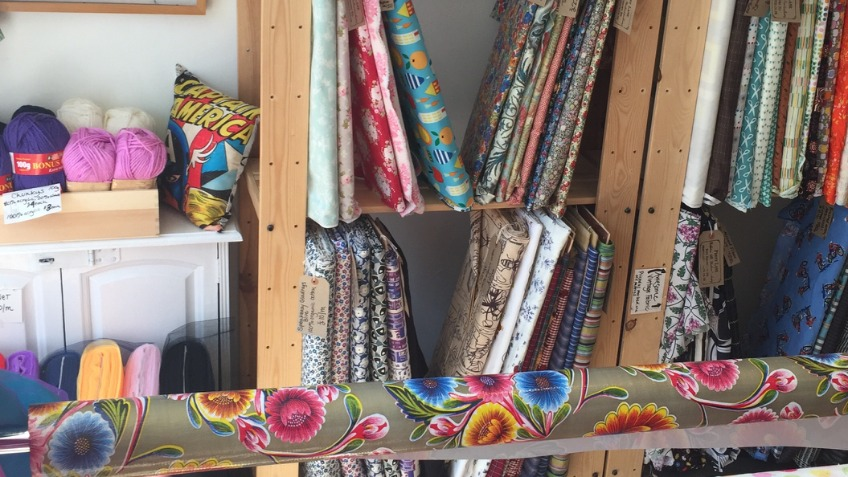 Bring amazing fabric to Liverpool