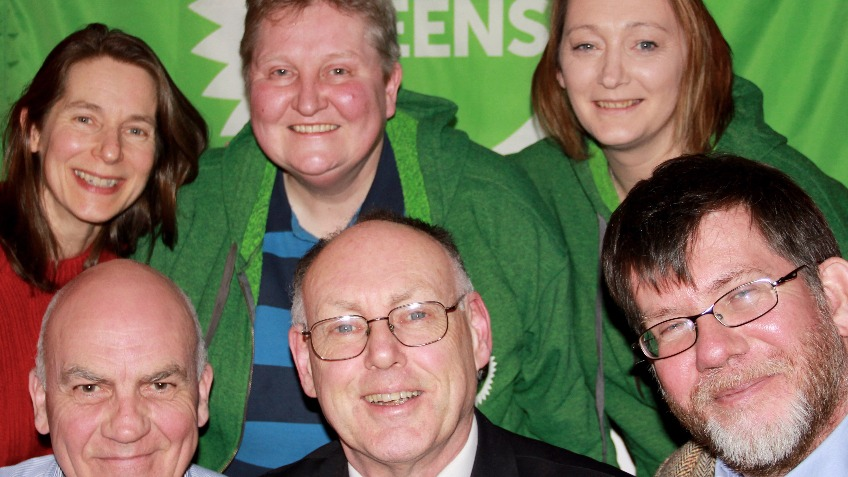 Help us to elect Green councillors for Midlothian