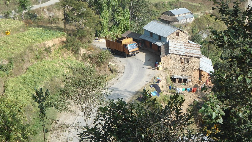 Nepal Earthquake 2015:Kakani - One house at a time