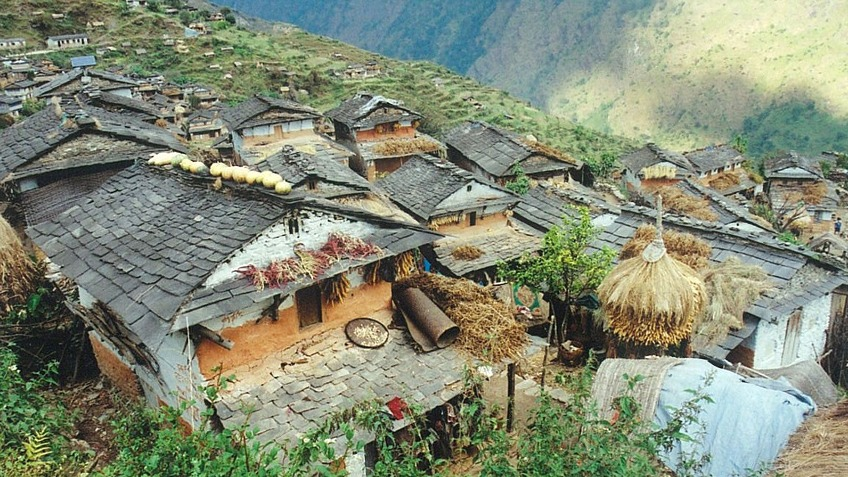 Himalayan villages