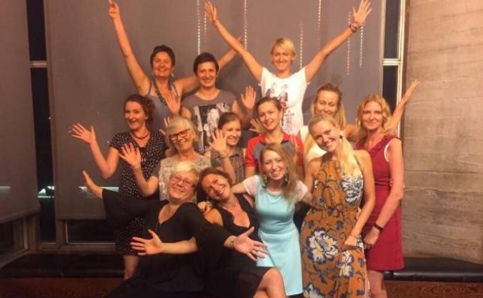 Empowering polish women image