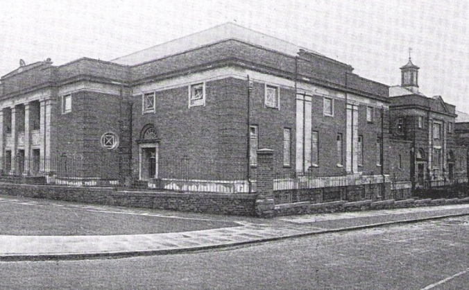Byrne avenue baths - let's get this party started! image