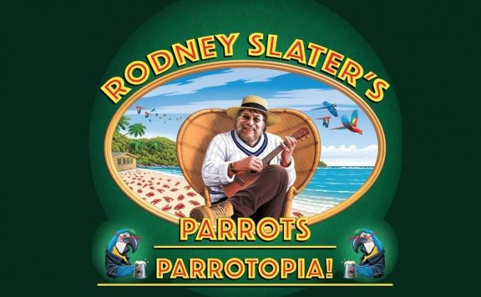 Rodney slater's parrots - parrotopia! image