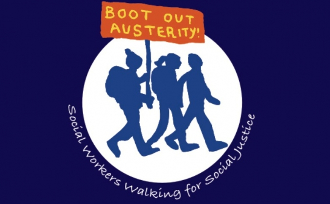 Boot out austerity image