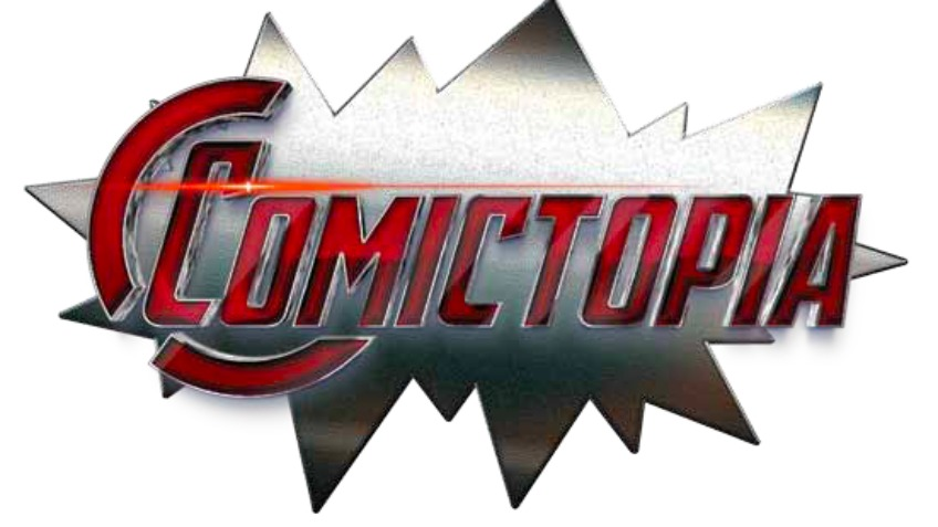 Comictopia tamworth
