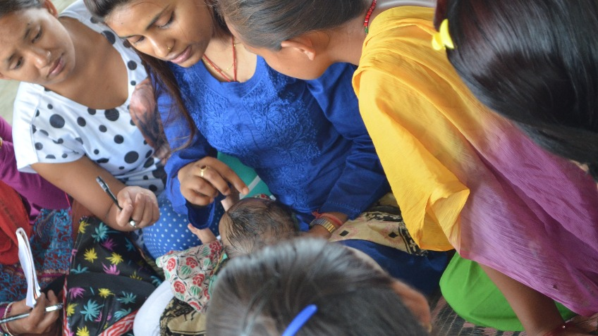 Community Health First - Nepal