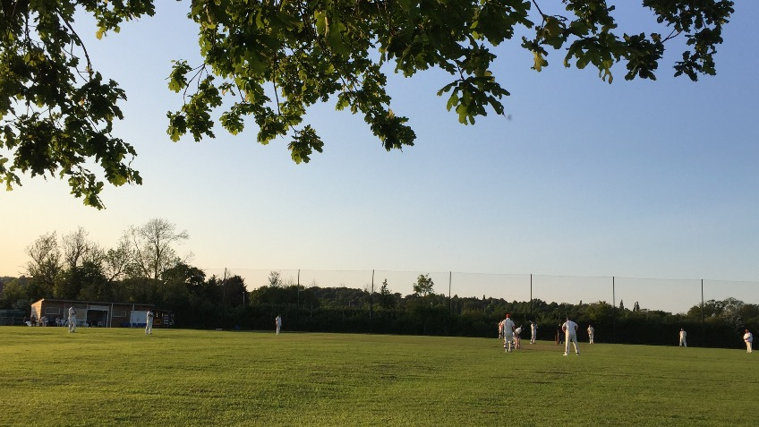 West Monkton Cricket Club - Non-turf cricket pitch