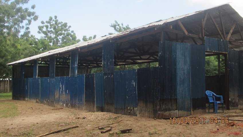 Funding school and church building in Tanzania