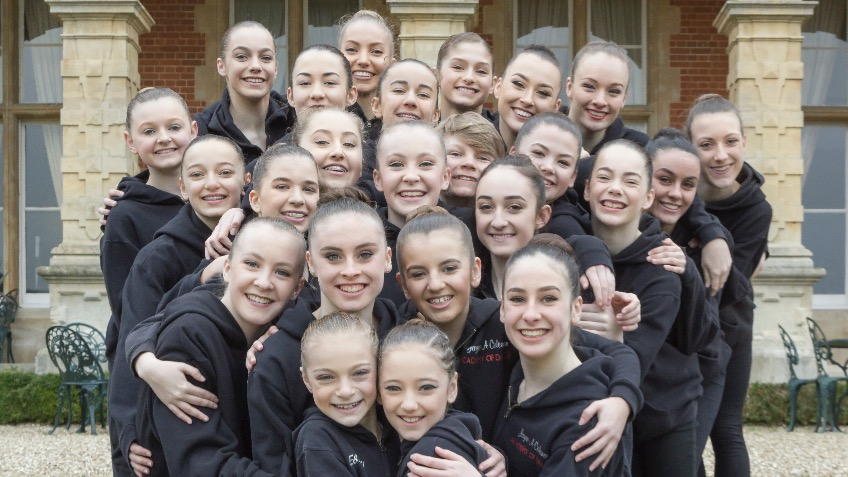 Jayne A Coleman Academy of Dance World Cup Fund.