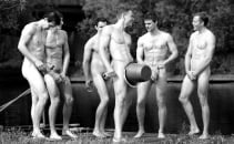 Warwick Rowing 2014 Naked Calendar and Film