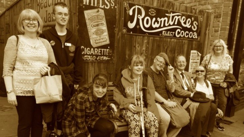 Beamish Trip for People With Dementia