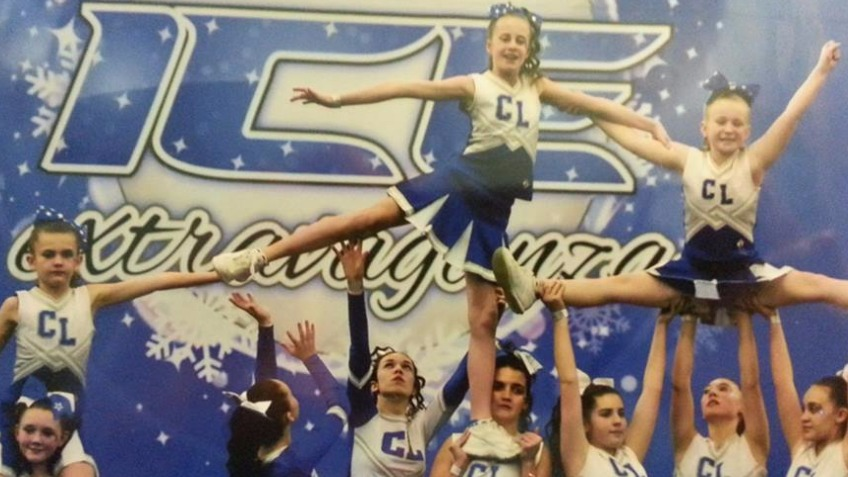 Cheerleading Academy need your help to benefit all