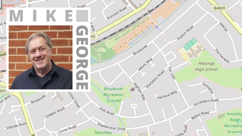 Mike George for Lash Hill