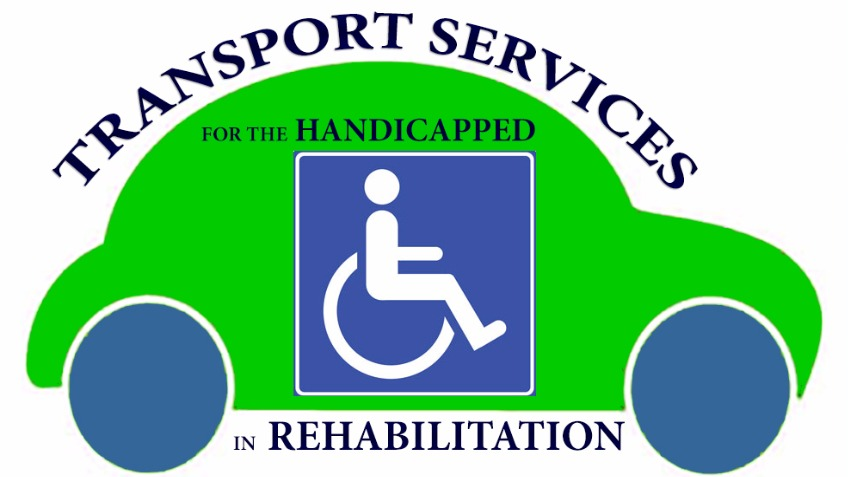 Transport for the disabled in rehabilitation