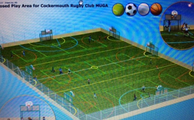 Crufc facility development fund image