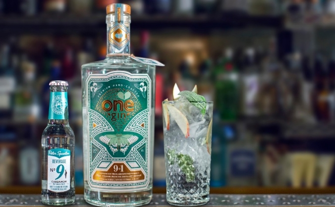 One gin image