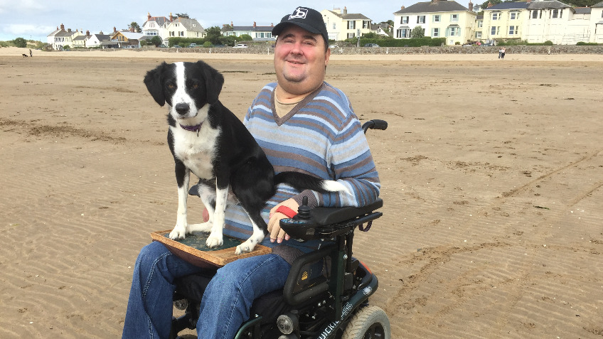 Fundraising for Wheelchair