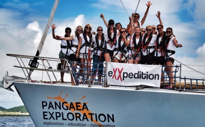 Exxpedition round britain 2017 image