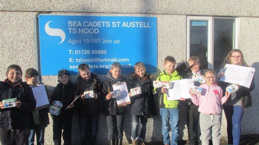 St Austell Sea Cadets seek a secure future
