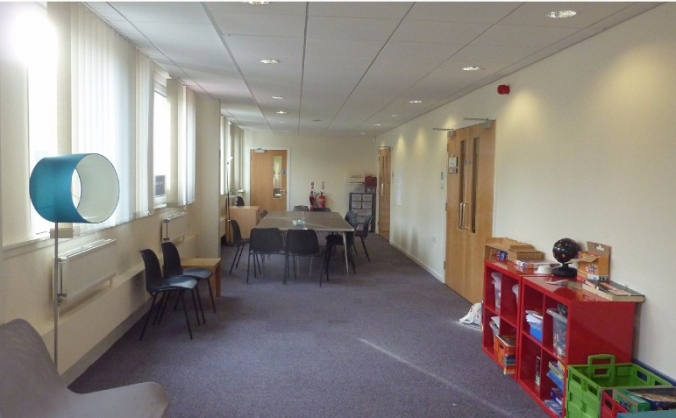 The angus carers centre  makeover image