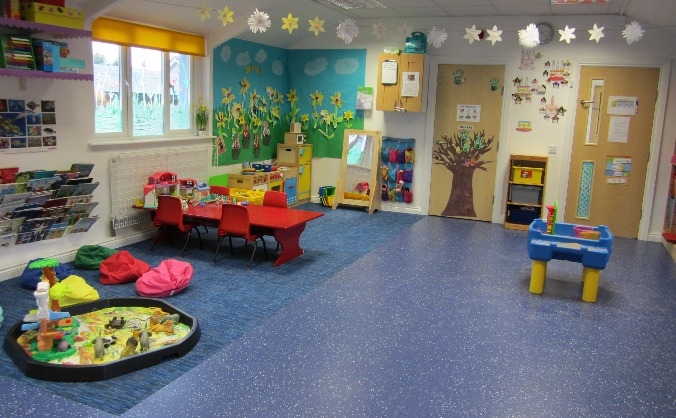 Sensory Equipment for Crossroads' Nursery